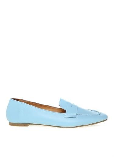Greyder Greyder Mavi Düz Ayakkabı Mavi